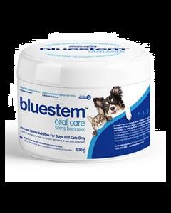 Additif pour hygiène buccale d'animaux, en poudre Bluestem