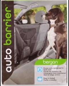 Barrière pour voiture pour chiens, Bergan