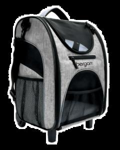 sac de transport avec roulettes pour animaux, Bergan
