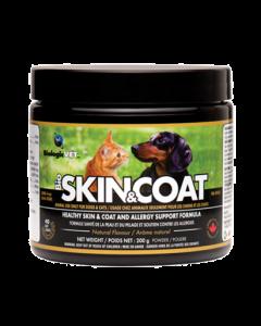 Bio Skin & Coat pour chiens et chats, soutien santé, BiologicVet