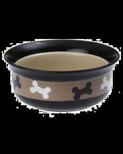 Bol en céramique pour chiens, Petrageous