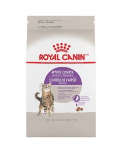 Contrôle de l'appétit pour chats Royal canin