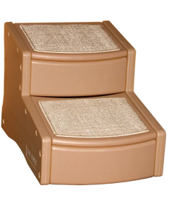 Escalier pour chiens, easy step II deluxe tan, Pet Gear