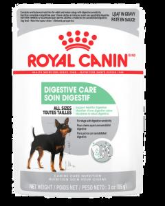 Pochette soin digestif pour chiens, pâté en sauce, Royal Canin