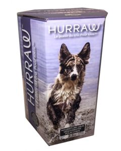 Nourriture Hurraw crue  poisson pour chien