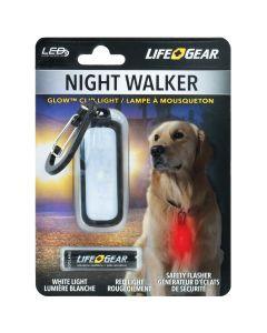 Lampe à mousqueton Night Walker Life Gear