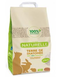 Cat litter, Diatomaceous earth perlinette, Demavic