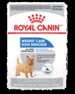 Pochette soin minceur pour chiens, Royal Canin