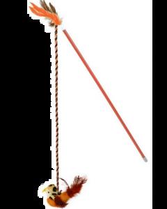 Agace-chat oiseau orange pour chats, OurPets
