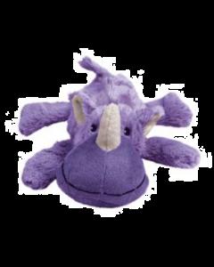 "817 / 5000 Résultats de traduction Rosie ""Cozie"" rhinoceros soft toy for dogs, Kong"