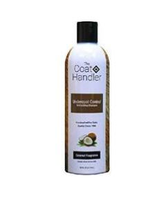 Undercoat control shampoo