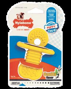 Jouet pour chiots, suce de dentition, Nylabone