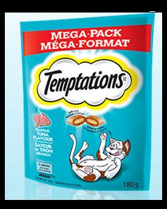 Temptations Tuna Flavored Cat Treats 350g