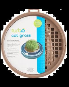 Reusable Cat Planter, Turbo
