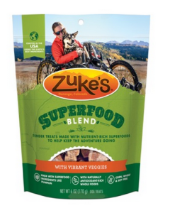 Gâteries tendre Superfood aux courges pour chiens, Zuke's